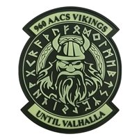 960 AACS Valhalla PVC Patch