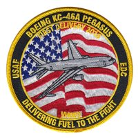 Boeing KC-46A Pegasus VH009 Patch