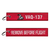 VAQ-137 Key Flag