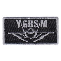 6 WPS F-35 YGBSM Pencil Patch