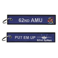 62 AMU Key Flag