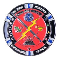 432 WOC Custom Air Force Challenge Coin