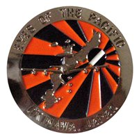 961 AACS Custom Air Force Challenge Coin