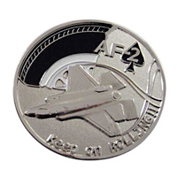 461 FLTS Custom Air Force Challenge Coin
