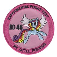 418 FLTS My Little Pegasus Patch