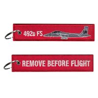 492 FS F-15E Key Flag