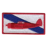 434 FTS P-47 Pencil Patch