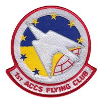 1 AACS Flying Club Patch