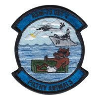 HSM-75 Det 2 Filthy Animals Patch
