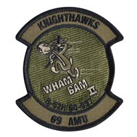 69 AMU B-52H 60-037 OCP Patch