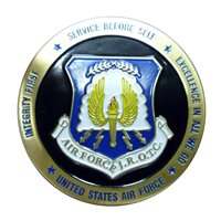 Spaulding HS JROTC Custom Air Force Challenge Coin