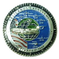 14 AS Custom Air Force Challenge Coin