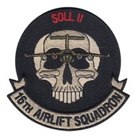 16 AS SOLL II Patch