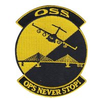 437 OSS Morale Patch