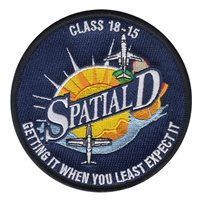 UCT Class 18-15 Patch
