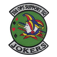 33 OSS Jokers Patch
