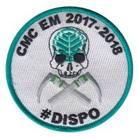 Carolinas Medical Center Dispo Patch
