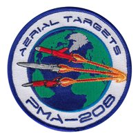 PMA-208 Aerial Targets Patch