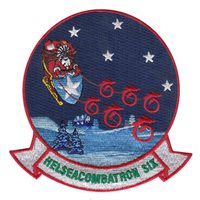 HSC-6 Christmas Patch