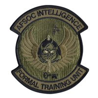 33 OSS AFSOC IFTU OCP Patch