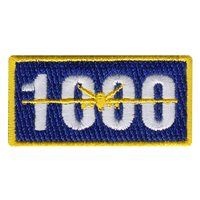 15 ATKS MQ-9 1000 Hours Pencil Patch