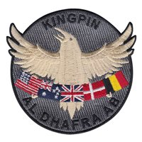 727 EACS Nightwatch Kingpin Al Dhafra AB Patch