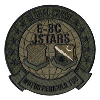 E-8C JSTARS Global C2 ISR OCP Patch