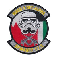 MACS-1 DET-A SPMAGT Patch