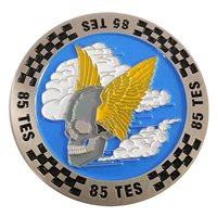 85 TES FFCC Challenge Coin
