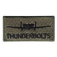 Thunderbolts Pencil Patch