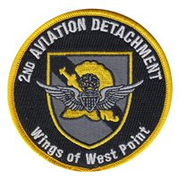 2nd Aviation Detachment Patch
