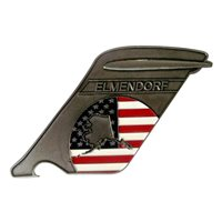 703 AMXS Tail Flash Bottle Opener Challenge Coin