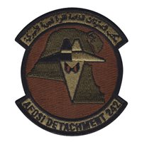 AFOSI Det 242 OCP Patch
