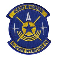 1 SOPS Patch