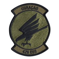 429 EOS Curacao Patch