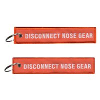 Texas Jet Disconnect Nose Gear Key Flag