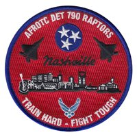AFROTC Det 790 Tennessee State University Patch