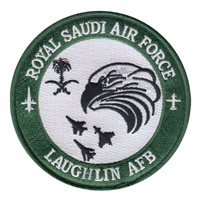 Royal Saudi Air Force Laughlin AFB Patch