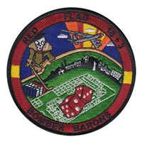 23 BS Red Flag Patch