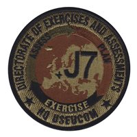 HQ USEUCOM J7 OCP Patch