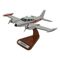 Cessna 310H Custom Airplane Model