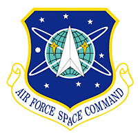 Air Force Space Command Custom Wall Plaque