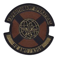 HQ AMC A3CM Expeditionary Operations OCP Patch