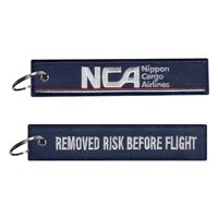 Nippon Cargo Airlines Key Flag