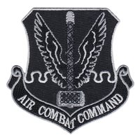 ACC Black Morale Patch