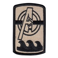 332 AEW Avengers Patch