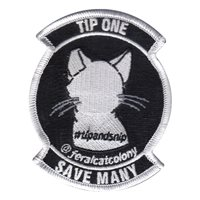 Feral Cat Colony Patch