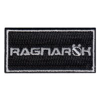 960 AACS Ragnarock Pencil Patch