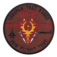 Tonopah DFT 12 and DFT 13 Patch