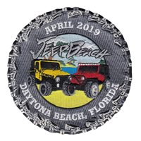 Jeep Beach 2019 Patch